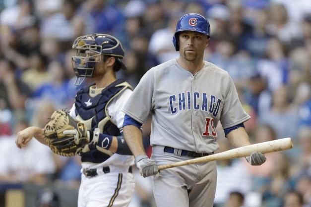 Nate+Schierholtz+Chicago+Cubs+v+Milwaukee+IzeMZZKjHZyx