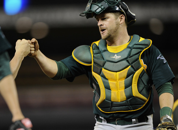 Stephen+Vogt+Oakland+Athletics+v+Minnesota+5Tni_dePo0cl
